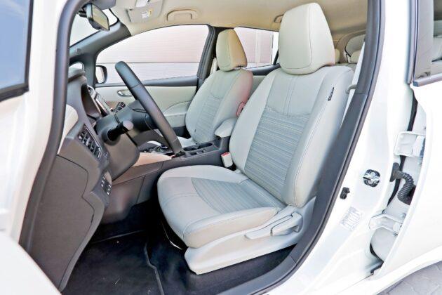 Nissan Leaf (2020)