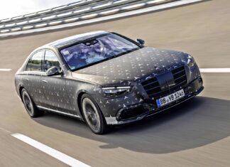 Nowy Mercedes klasy S (2020) – co pod maską?