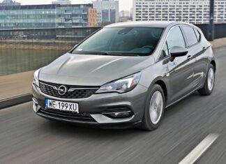 Opel Astra K (2021). Opis wersji i cennik