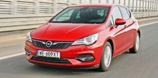 Opel Astra K (2020)