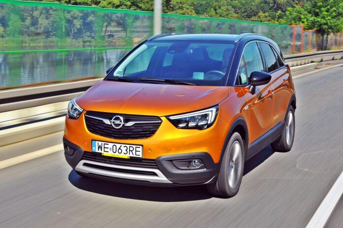 Opel Crossland X (2020)