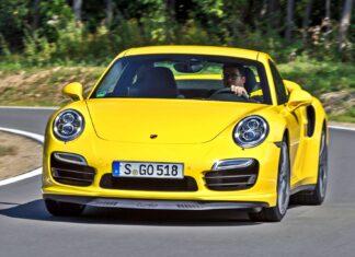 Kupił Porsche 911 Turbo, zapłacił czekiem... wydrukowanym w domu!