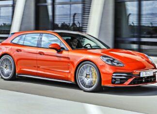 Odświeżone Porsche Panamera – co się zmieniło?