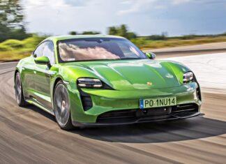 Odświeżone Porsche Taycan (2021) – co się zmieniło?