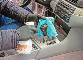 Jak czyste jest wnętrze Twojego auta?