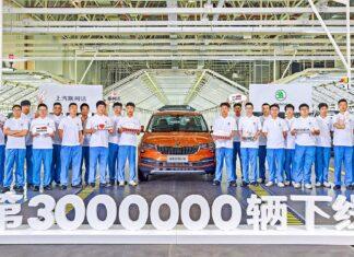 Sukces Skody w Chinach. Wyprodukowała już 3 miliony aut