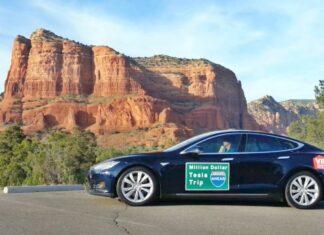 Tesla Model S po 483 000 km – raport z eksploatacji