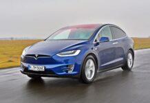 Tesla Model X (2020)