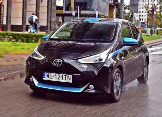 Toyota Aygo (2021). Opis wersji i cennik
