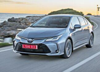 Toyota Corolla Sedan (2021). Opis wersji i cennik