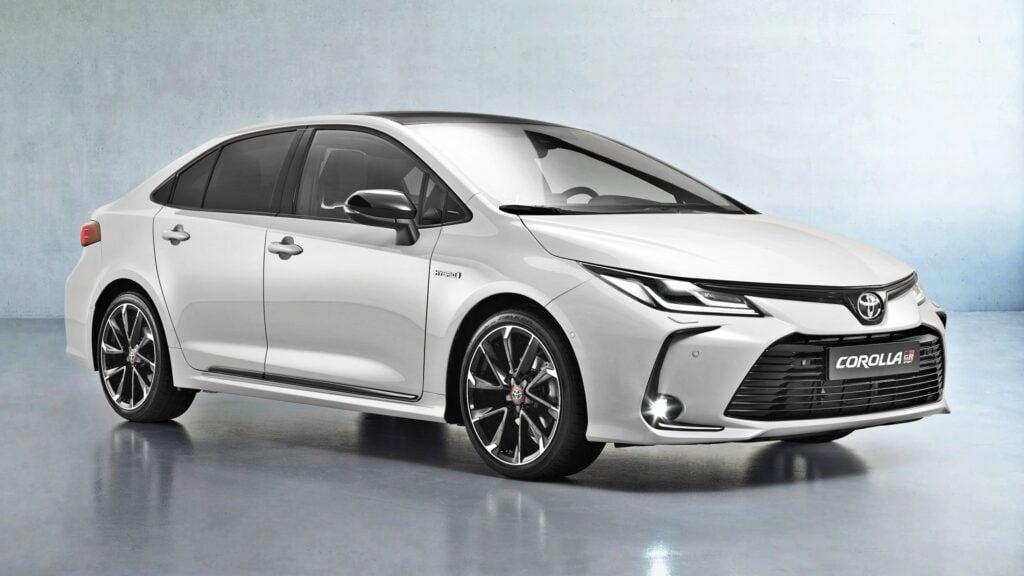 Toyota Corolla Sedan (2021)