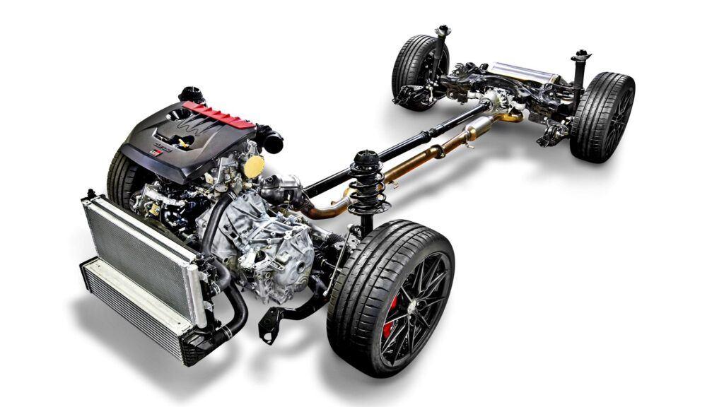 Toyota GR Yaris (2020)
