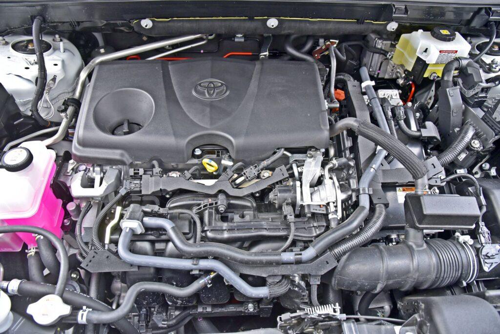 Toyota RAV4 (2020)