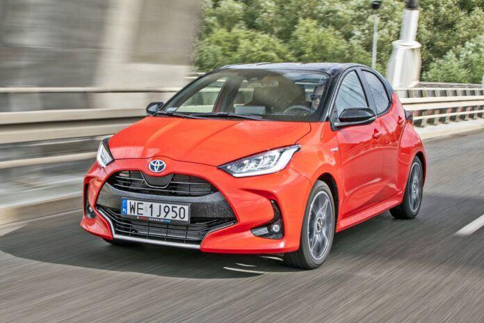 Toyota Yaris (2021)