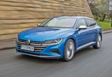 VW Arteon Shooting Brake (2021)