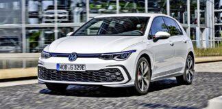 Volkswagen Golf GTE (2020)