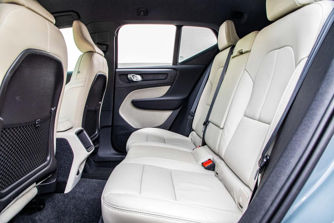 Volvo XC40 T3 test – kanapa