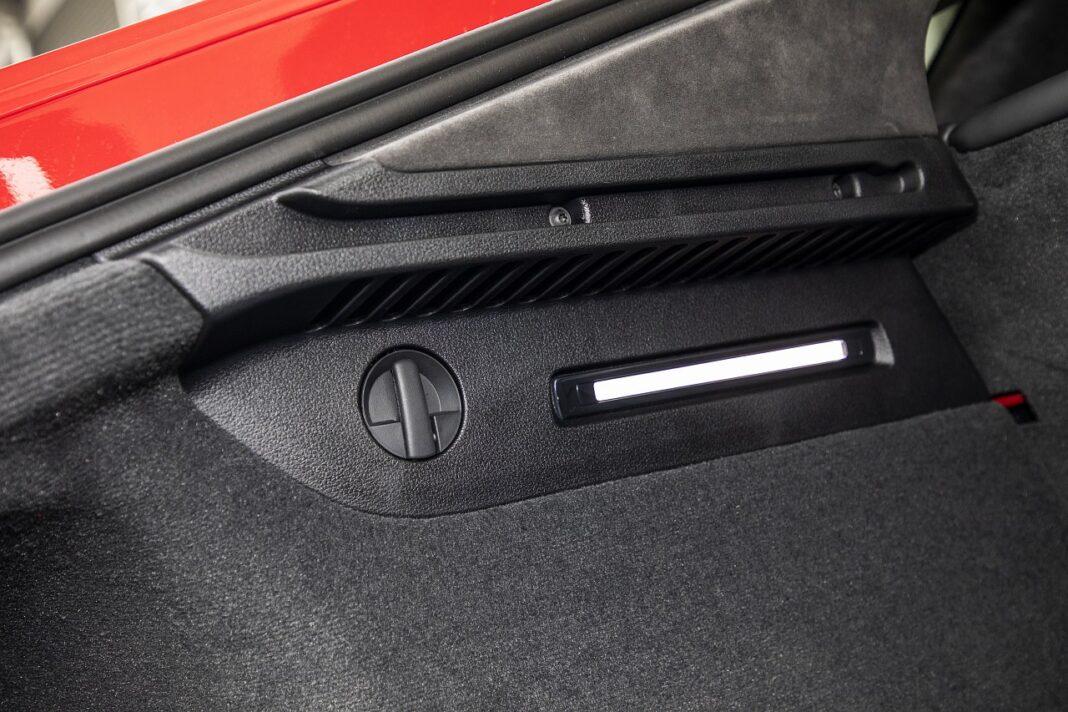 Audi RS 7 Sportback (2020) test bagażnik
