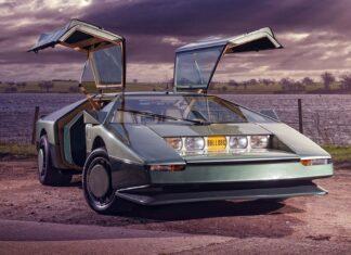 Trwa renowacja prototypu samochodu przyszłości z lat 80. Jakiego?