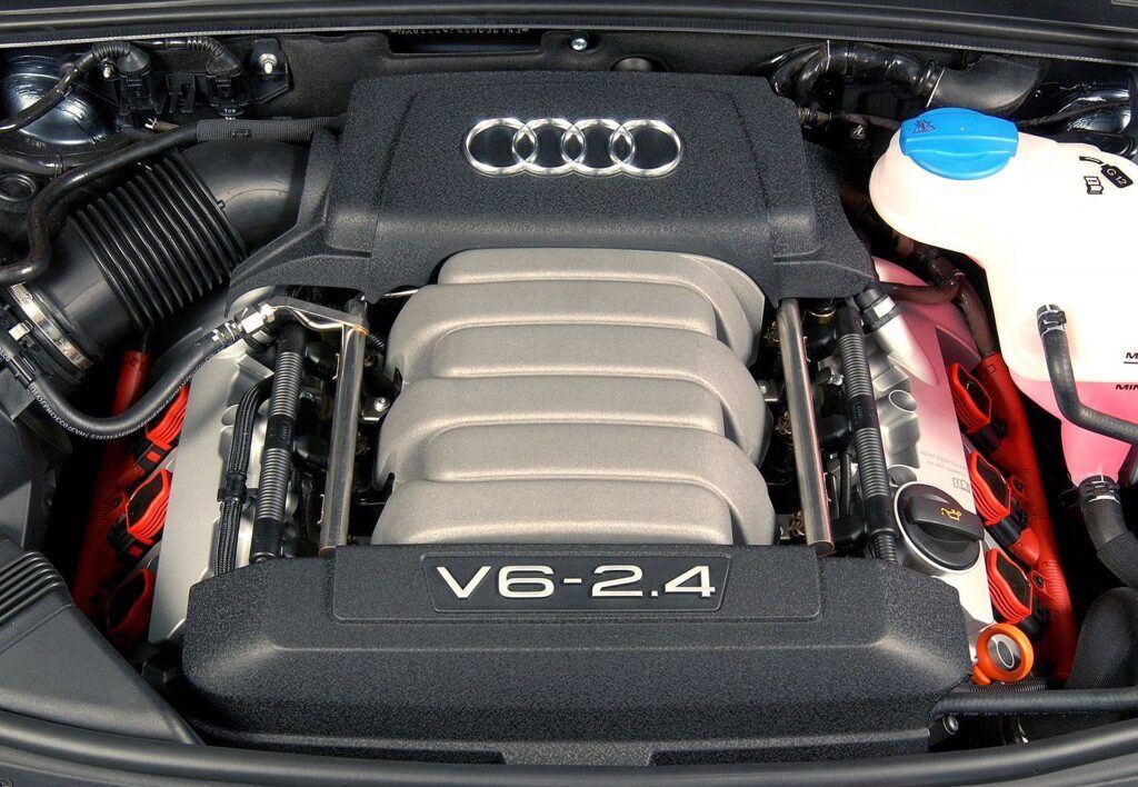 Audi A6 C6 i A6 C7 01