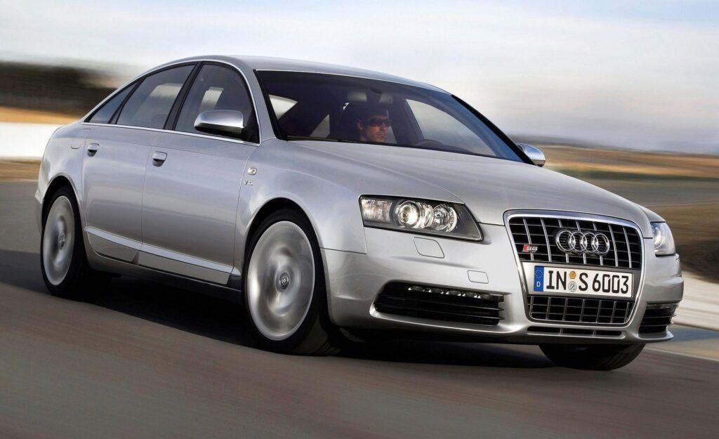 Audi A6 C6 i A6 C7 02