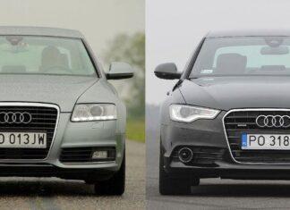 Używane Audi A6 (C6) i Audi A6 (C7) - którą generację wybrać?