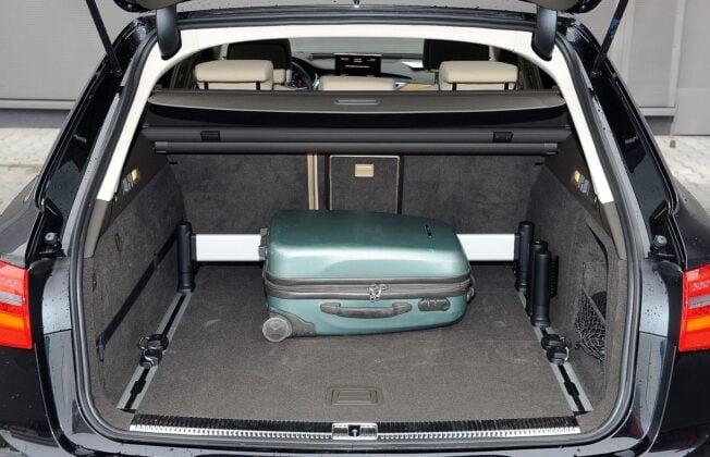 AUDI A6 C7 3.0TDI V6 245KM 7AT S-tronic Quattro PO318RK 03-2011