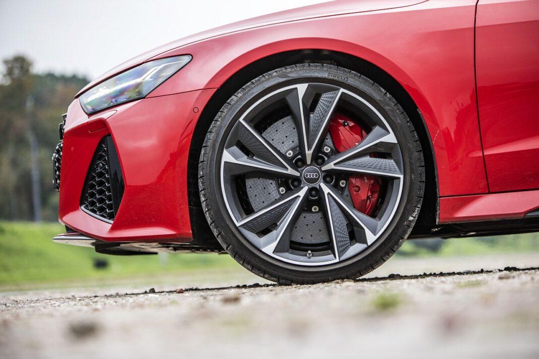 Audi RS 7 Sportback (2020) test felgi