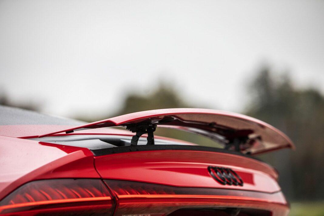 Audi RS 7 Sportback (2020) test spojler