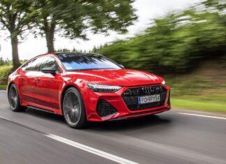 Audi RS 7 Sportback – TEST – dane techniczne, wymiary, cena, opinie