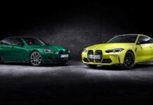 BMW M3 BMW M4 2021 01