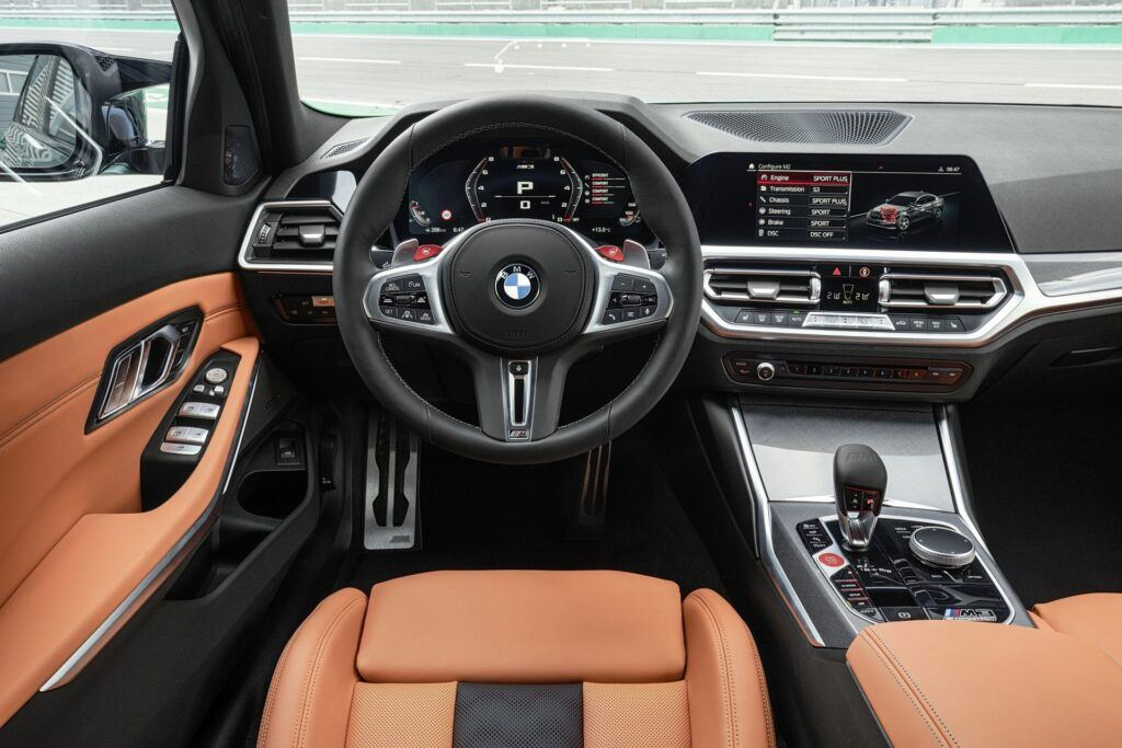 BMW M3 i BMW M4 2021 01