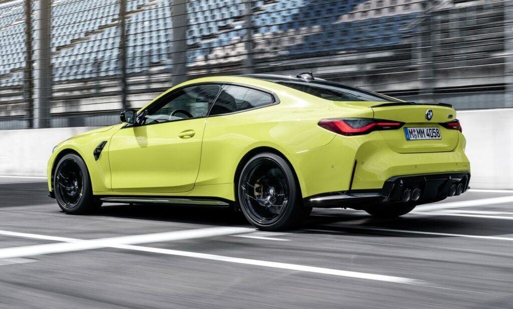 BMW M3 i BMW M4 2021 07