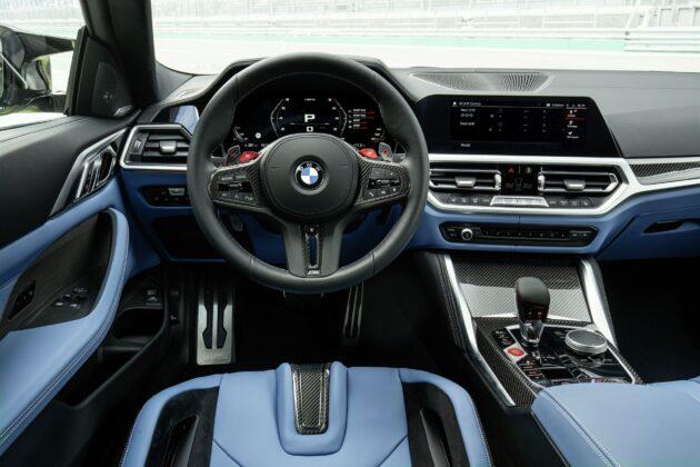 BMW M4 (2021)