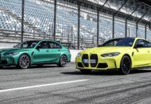 BMW M3 i BMW M4 2021 13