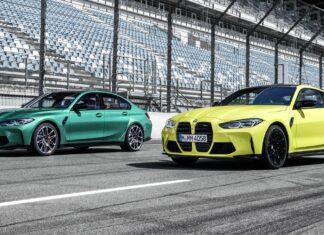 Nowe BMW M3 i BMW M4 - oficjalne zdjęcia i informacje