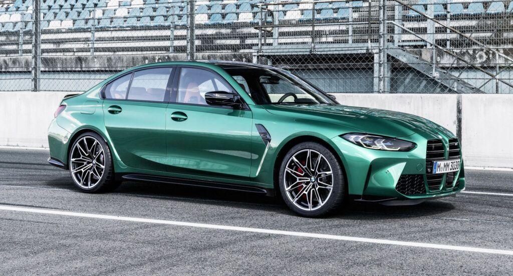 BMW M3 i BMW M4 2021 17
