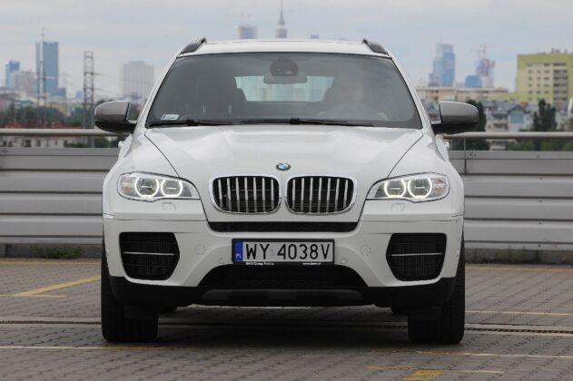 BMW X6 E71 FL M50d 3.0d R6 381KM 8AT WY4038V 08-2012