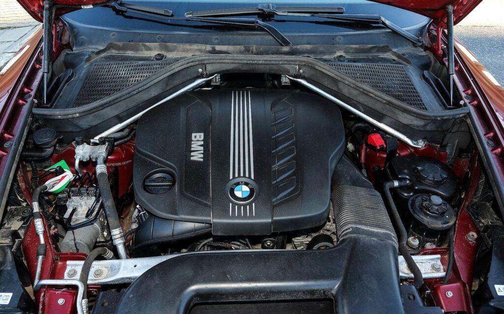 BMW X6 E71 xDrive40d 3.0d R6 306KM 8AT 2010r. DD - ZMIANA TABLIC