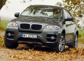 Używane BMW X6 I (E71; 2008-2014) - opinie, dane techniczne, typowe usterki