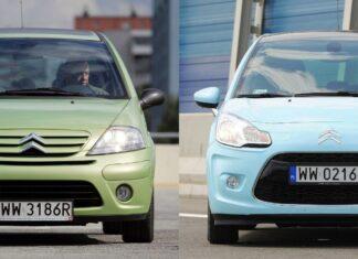 Używany Citroen C3 I i Citroen C3 II - którą generację wybrać?