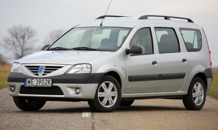 DACIA Logan I MCV 1.5dCi 90KM 5MT WE3902K 03-2008