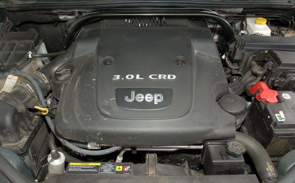 Jeep Grand Cherokee WK 08