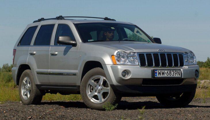 Jeep Grand Cherokee WK 18