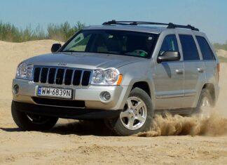 Używany Jeep Grand Cherokee III (WK/WH; 2004-2010) - opinie, dane techniczne, usterki