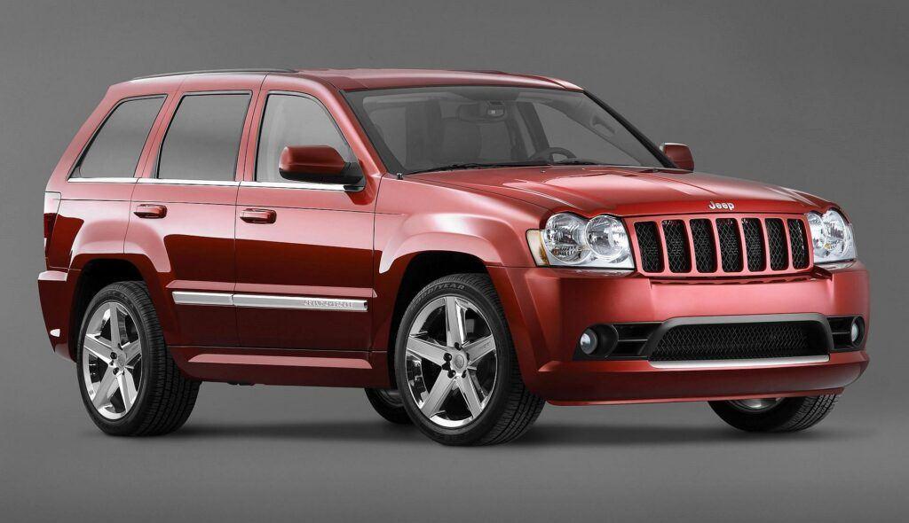 2006 Jeep(R) Grand Cherokee SRT8