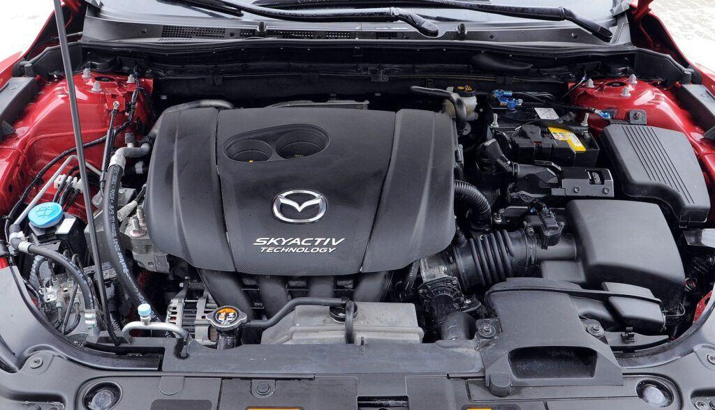 Mazda 6 III 20