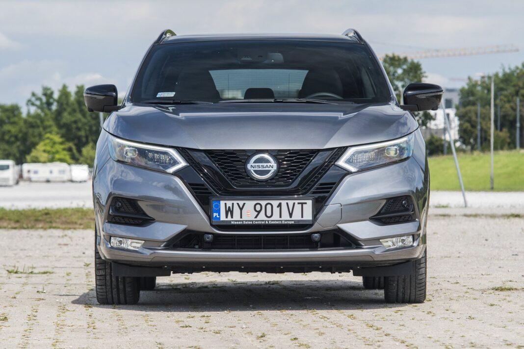 Nissan Qashqai 1.5 dCi DCT (2020) test - przód