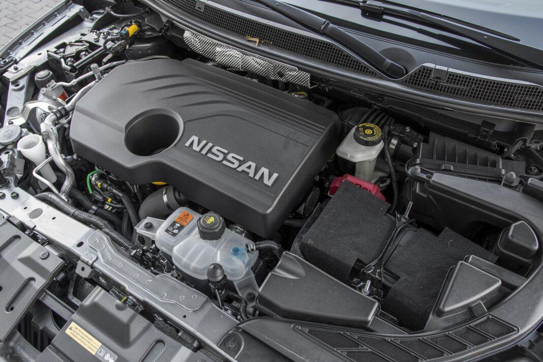 Nissan Qashqai 1.5 dCi DCT (2020) test - silnik