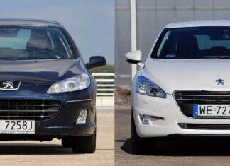 Używany Peugeot 407 i Peugeot 508 I - którego wybrać?